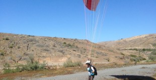 Paragliding course in the Canary Islands
