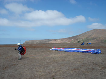 Paragliding courses for all levels