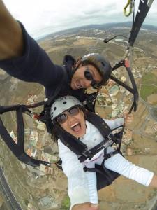 Paragliding tandem Gran Canaria
