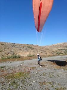 Paragliding course in Gran Canaria