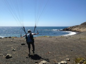How to start paragliding