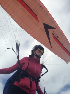 Fly in Canarias teaching Paragliding
